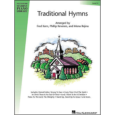 Hal Leonard Traditional Hymns Level 4 Hal Leonard Student Piano Library