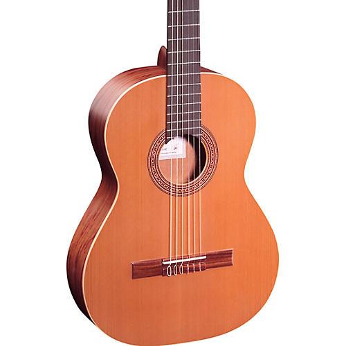 Ortega Traditional Series R180 Classical Guitar Satin Natural 4/4