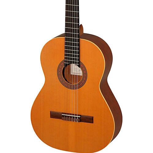 Ortega Traditional Series R180L Classical Guitar Satin Natural