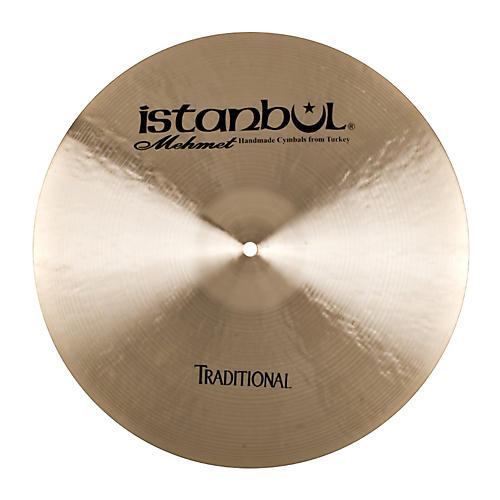 Istanbul Mehmet Traditional Series Thin Crash 16 in.
