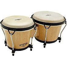 Open BoxCP Traditional Wood Bongos