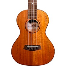 Islander Traditional concert ukulele with Mahogany top, Tortoise Binding