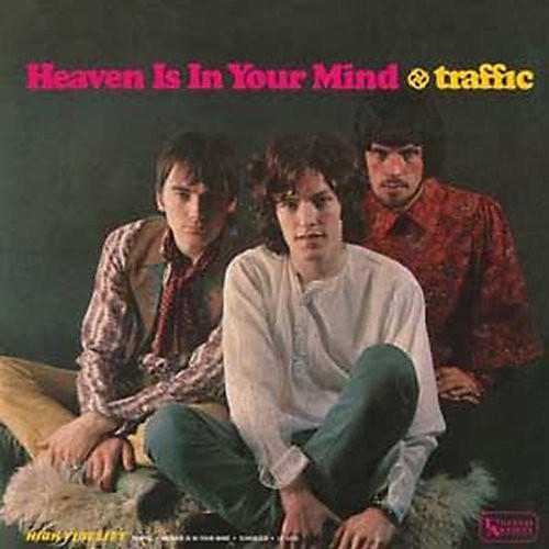 Alliance Traffic - Heaven Is In Your Mind/Mr. Fantasy [Mono Edition]