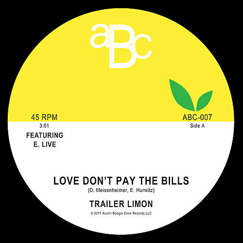 Alliance Trailer Limon - Love Don't Pay The Bills / Dancing With Somebody