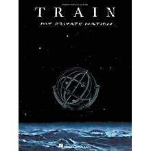Hal Leonard Train - My Private Nation Piano, Vocal, Guitar Songbook