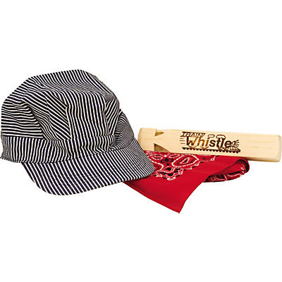 First Note Train Whistle and Hat Set