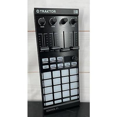 Native Instruments Traktor Kontrol F1 DJ Mixer