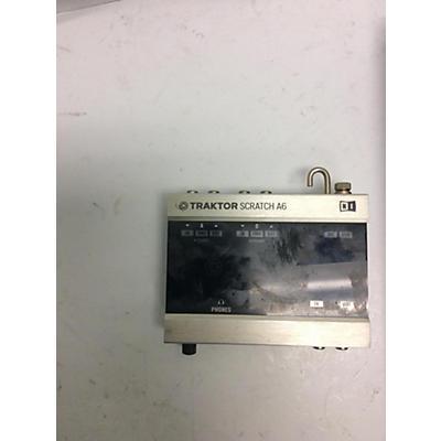 Native Instruments Traktor Scratch A6 DJ Controller