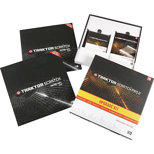 Native Instruments Traktor Scratch Pro 2 Certified Mixer UPG