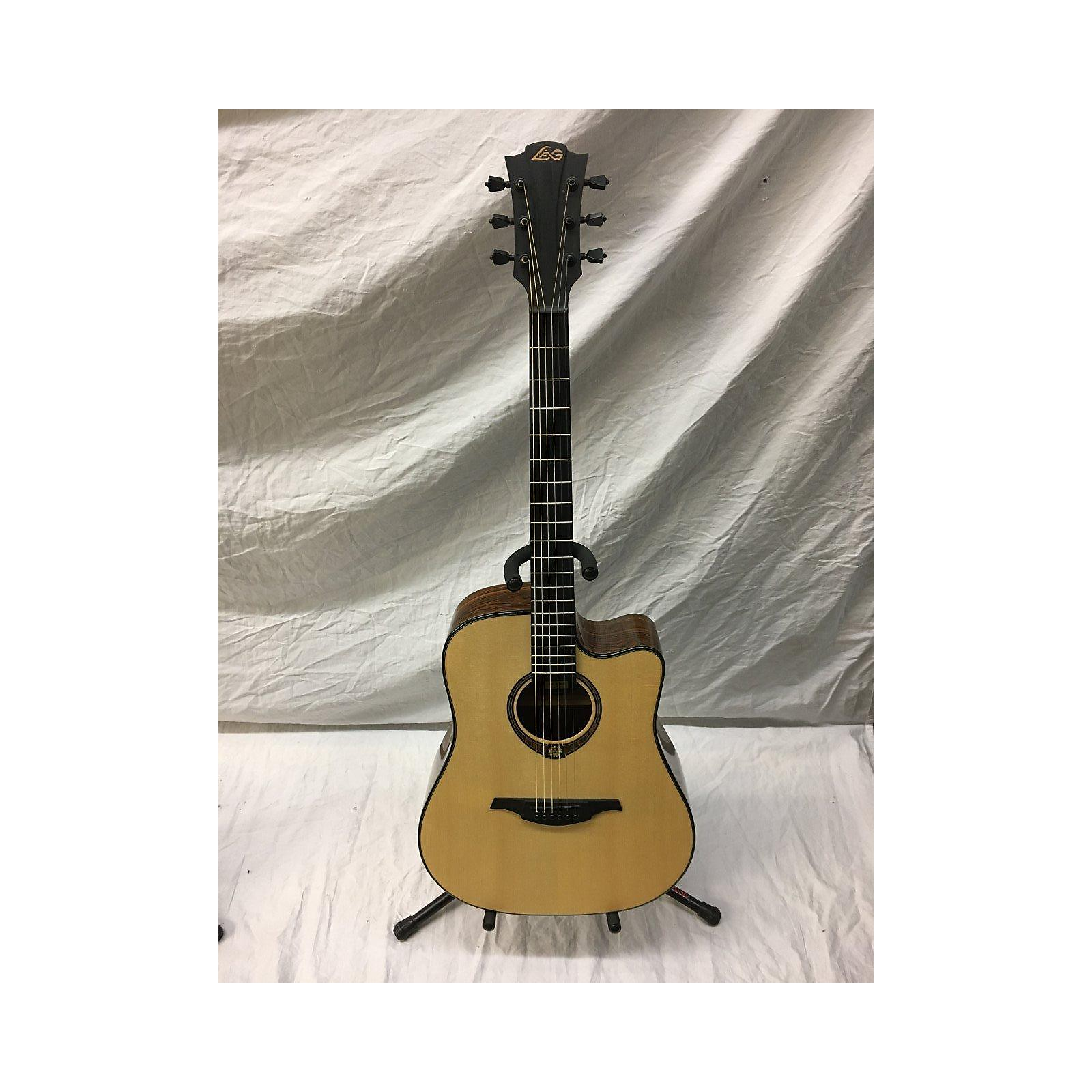 Lag Guitars Tramontane Special Edition Tse701dce Acoustic Electric Guitar