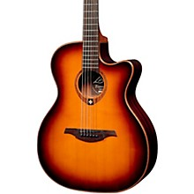Lag Guitars Tramontane T100ACE Auditorium Cutaway Acoustic-Electric Guitar