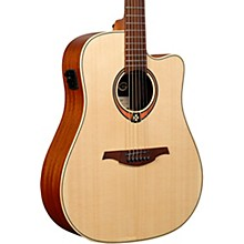 Lag Guitars Tramontane T170DCE Dreadnought Acoustic-Electric Guitar