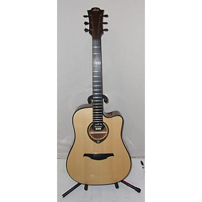 Lag Guitars Tramontane Tse701dce Acoustic Electric Guitar