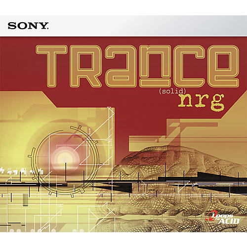 Sony Trance NRG ACID Loop CD