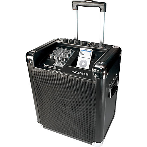 Numark TransActive MX Active Portable PA Speaker with Mixer