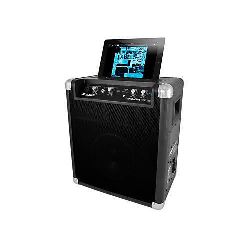 Alesis TransActive Wireless Portable Powered Bluetooth Speaker System Condition 1 - Mint