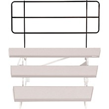 TransFold Choral Risers 70 in. Backrail