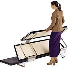 TransFold Choral Risers 72 in. Wide, 3 Levels