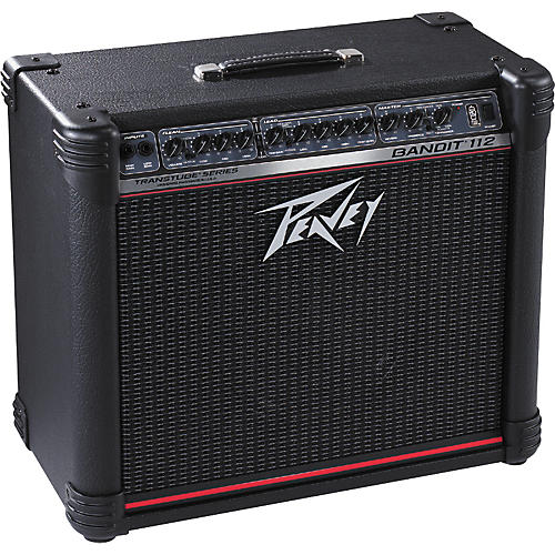 peavey transtube bandit ii 112 1x12 100w guitar combo amp musician 39 s friend. Black Bedroom Furniture Sets. Home Design Ideas