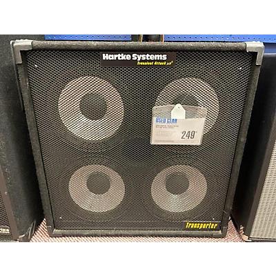 Hartke Transporter HS410BT Bass Cabinet