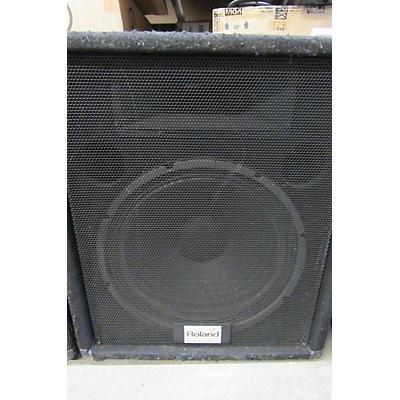 Roland Trap115HS1 Unpowered Monitor