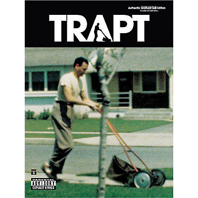 Alfred Trapt - Trapt Guitar Recorded Version Series Softcover Performed by Trapt