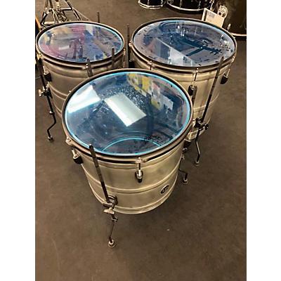 LP Trash Can Toms Percussion Set