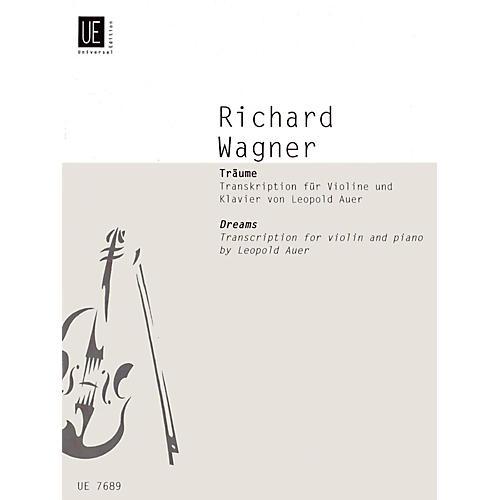 Carl Fischer Traume (Book + Sheet Music)