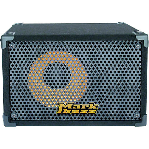 Markbass Traveler 121H Rear-Ported Compact 1x12 Bass Speaker Cabinet Condition 1 - Mint  8 Ohm