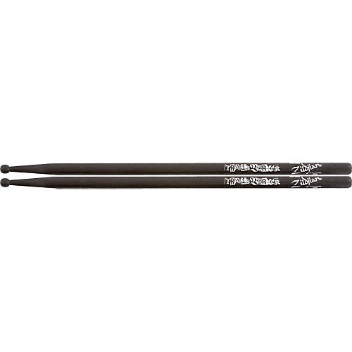 Zildjian Travis Barker Black Signature Drum Sticks