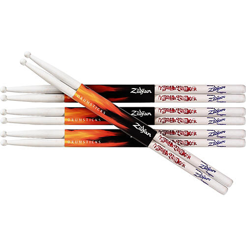 Zildjian Travis Barker Signature Drumsticks Buy Three Get One Free