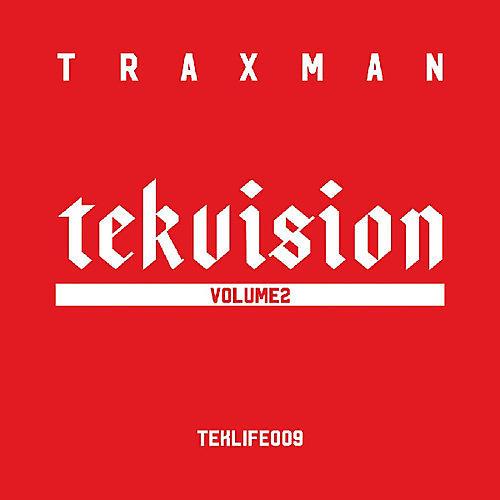 Alliance Traxman - Tekvision Volume 2