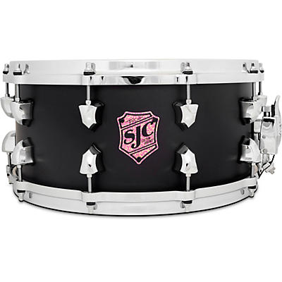 SJC Drums Tre Cool Black Mamba Snare Drum