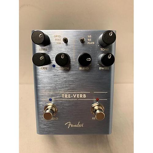 Fender Tre-Verb Effect Pedal