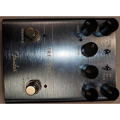 Fender Tre-verb Effect Pedal