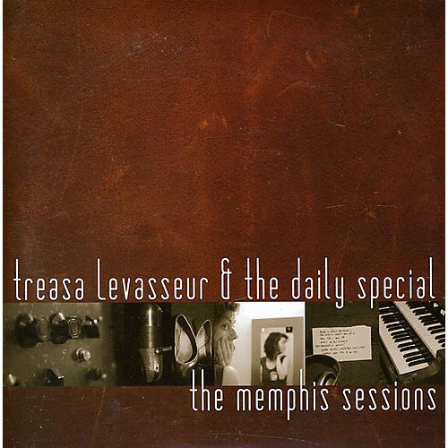 Alliance Treasa Levasseur & the Daily Special - Memphis Sessions