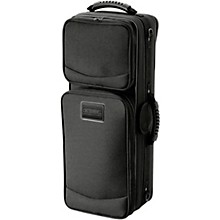 GL Cases Trekking Black Soprano Saxophone Case