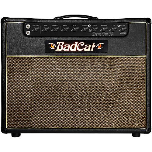 Bad Cat Trem Cat 30W 1x12 Guitar Tube Combo Amp