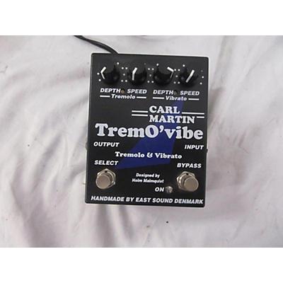Carl Martin Trem O Vibe Effect Pedal