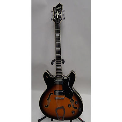 Hagstrom Tremar Viking Deluxe Hollow Body Electric Guitar