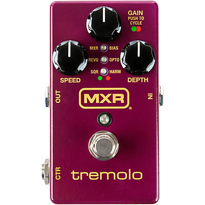 MXR Tremolo Effects Pedal