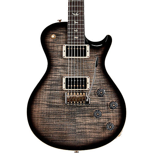 PRS Tremonti with Pattern Thin Neck and Tremolo Bridge Ten Top Electric Guitar Charcoal Burst
