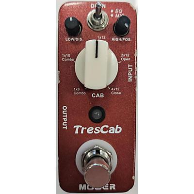 Mooer TresCab Effect Pedal
