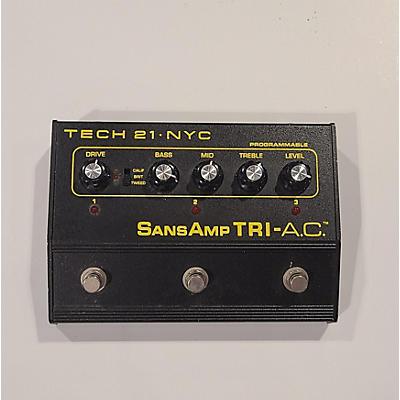 Tech 21 Tri AC Effect Pedal