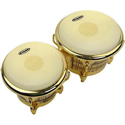 Evans Tri-Center Bongo Head Combo Pack