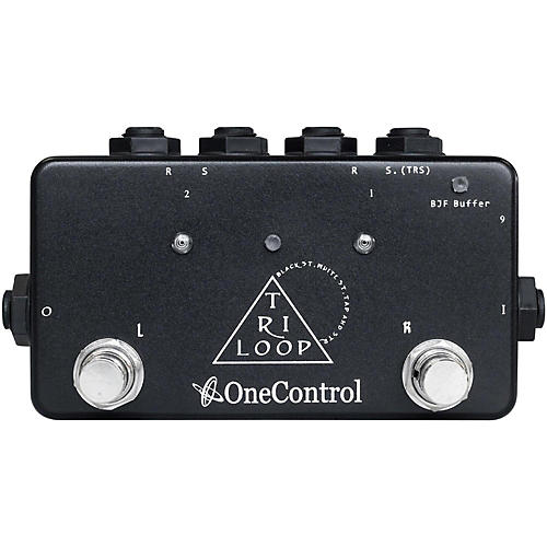 One Control Tri Loop Effects Switcher Pedal Condition 1 - Mint