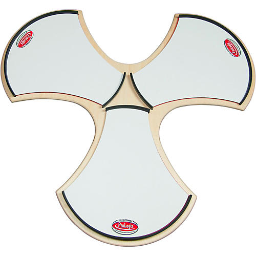 ProLogix Percussion Tri-Sectional Practice Pad