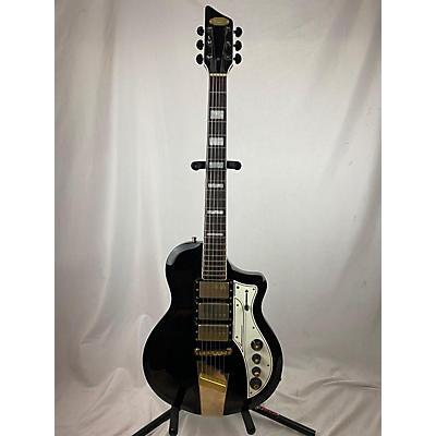 Supro Tri Tone Solid Body Electric Guitar