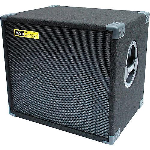AccuGroove Tri210L Bass Cabinet