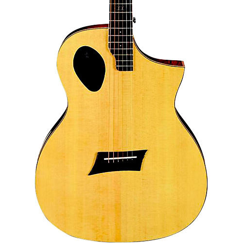 Michael Kelly Triad Port Offset Soundhole Cutaway Acoustic Electric
